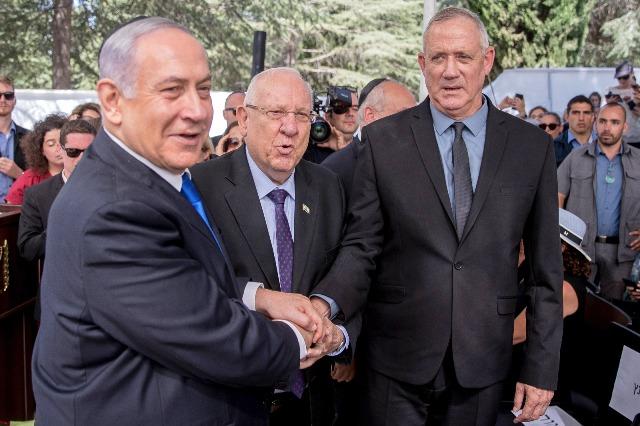 غانتس يقرر الغاء الاجتماع مع نتنياهو