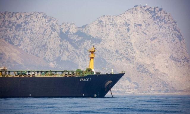 مذكرة أميركية لمصادرة ناقلة النفط الإيرانية GRACE 1
