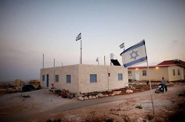 إقامة بؤرة استيطانية جديدة على جبل المنطار في بادية القدس