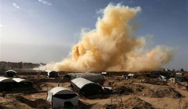 الداخلية المصرية تكشف تفاصيل تفجير الشيخ زويد