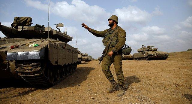 توغل للاحتلال شمال قطاع غزة