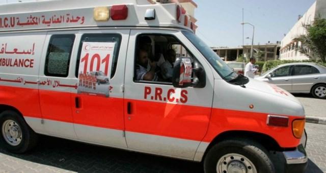 إصابة طفلة بجراح خطيرة خلال حادث مروري في الشجاعية