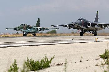 روسيا : الطائرات الاسرائيلية انتهكت الاجواء الاردنية لقصف سورية