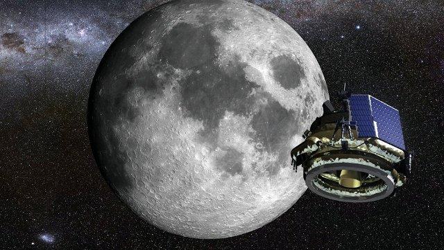الفضاء الروسية : بناء محطة على سطح القمر عام 2034