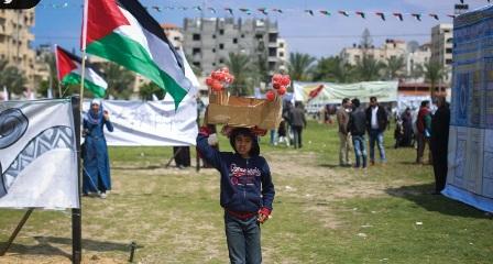 لا أحلام وردية لأطفال غزة في ظل الحصار والانقسام