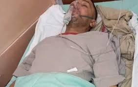 الاحتلال يفرج عن الأسير المريض  نضال أبوعاهور