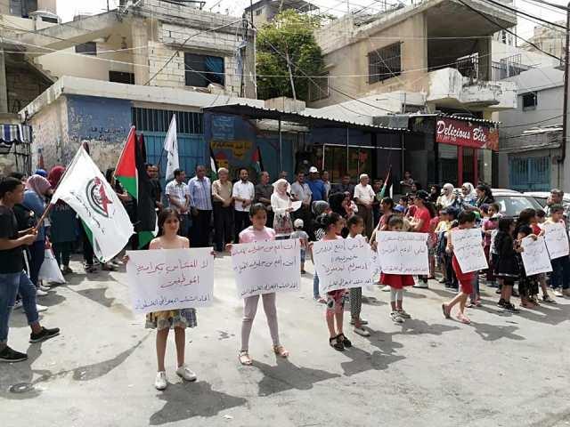 بيروت : تحركات لـأشد رفضاً لإلغاء برنامج الدعم الدراسي في الاونروا