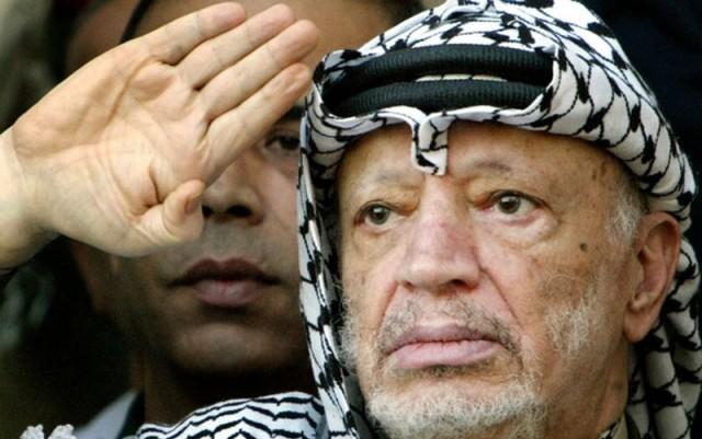 في ذكرى رجل اسمه ياسر عرفات
