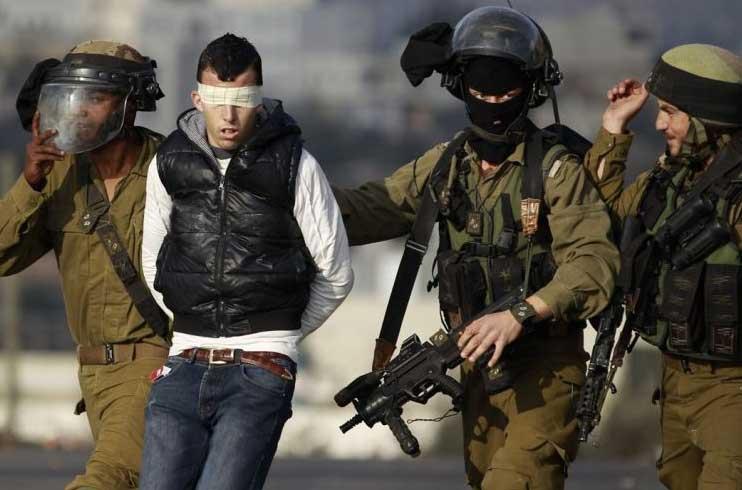 الاحتلال يعتقل 330 فلسطينيًا بسبتمبر