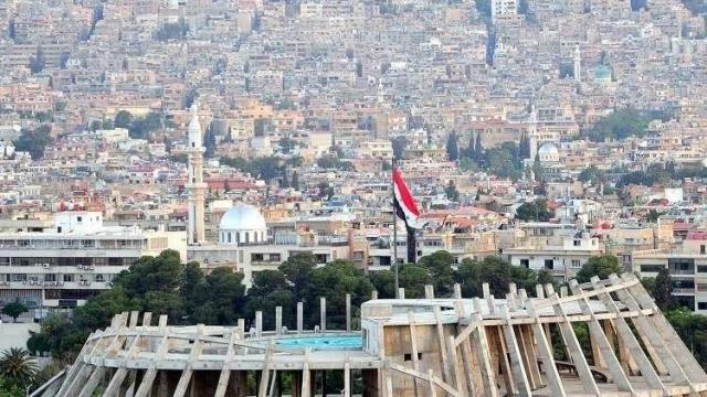 شهداء بانفجار في دمشق استهدف نقطة عسكرية