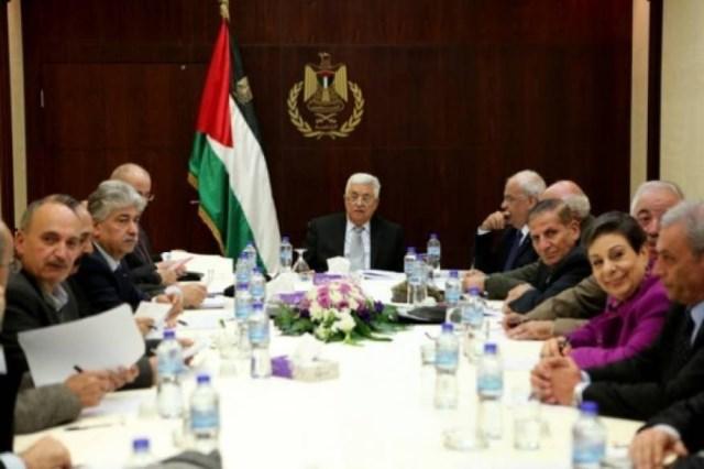 اشتيه إلتقى اللجنة المركزية لـ «فتح» لتشكيل الحكومة