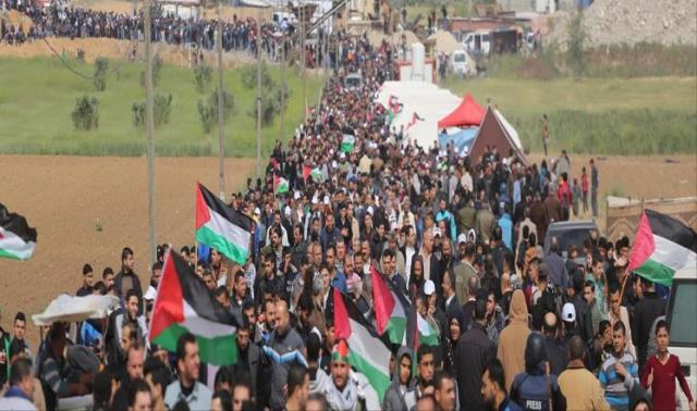 هيئة مسيرات العودة تدعو مصر لفتح معبر رفح بالاتجاهين للتخفيف من معاناة شعبنا