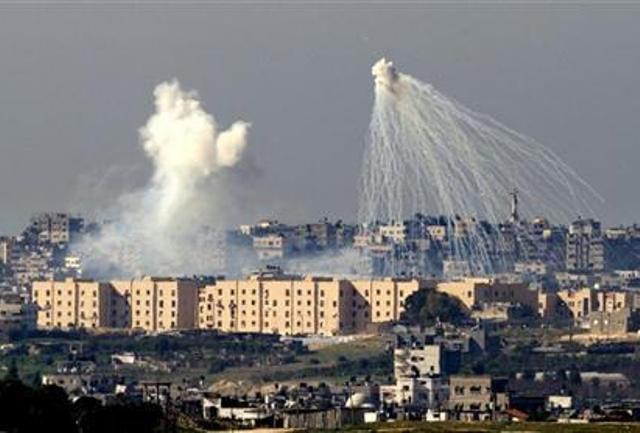تقرير: باراك أمر بقصف مدنيين قبل إندلاع الحرب على قطاع غزة عام 2008