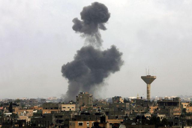 مركز حقوقي يدين التصعيد الإسرائيلي على غزة
