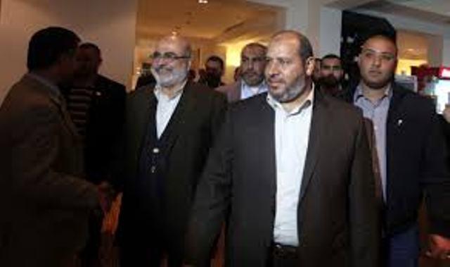 نقاط الالتقاء والاختلاف بين المخابرات المصرية ووفد حماس بالقاهرة