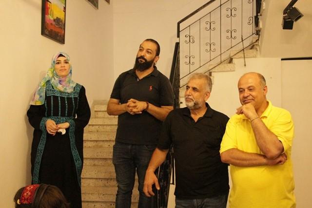 « مواجهة » رؤية بصرية معاصرة بتقنية «الفيديو آرت» كأول معرض فردي فلسطيني