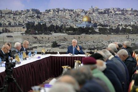 فصل غزة عن الضفة واستمرار التنسيق الأمني..!