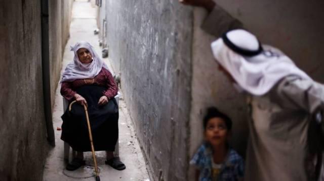 الإحصاء: المجتمع الفلسطيني فتي ونسبة كبار السن 5%