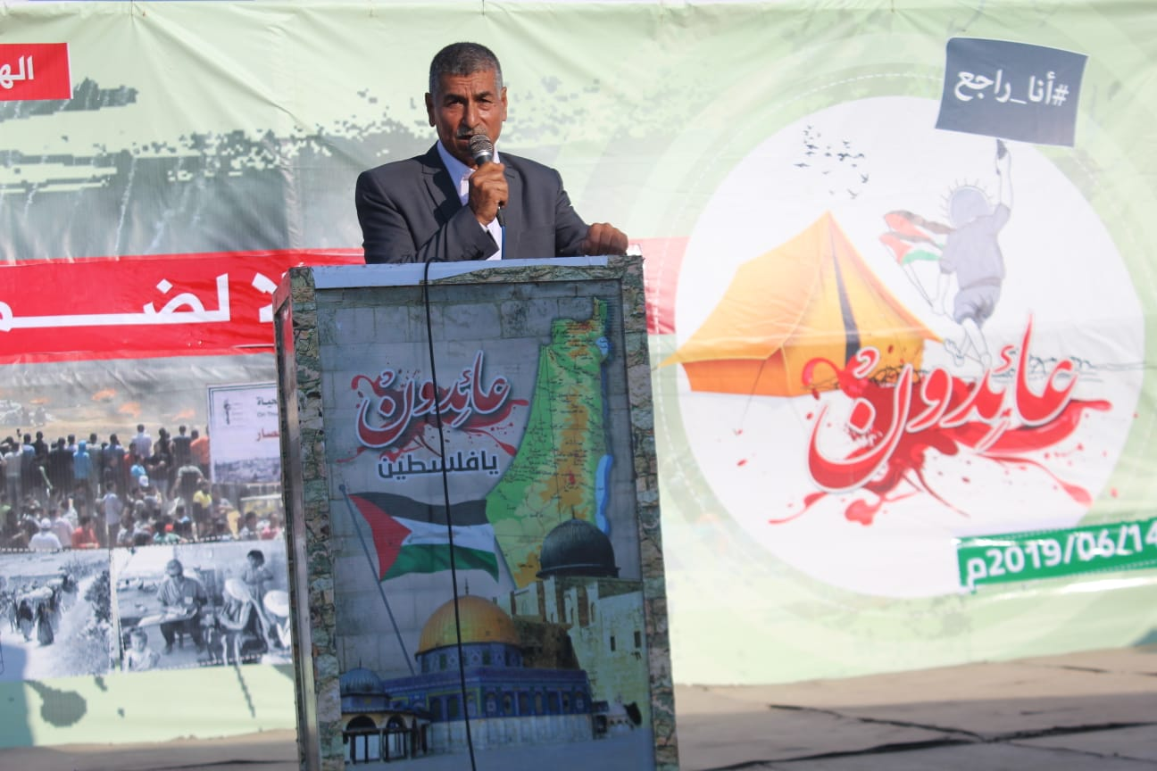 أبو ظريفة: لن نقبل باستمرار مماطلة الاحتلال تنفيذ إجراءات تخفيف الحصار