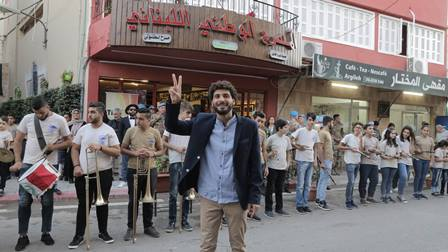 افتتاح أول مسرح وسينما وطنية مجانية في لبنان