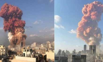 «الديمقراطية» تعلن تضامنها مع لبنان وشعبه في كارثة مرفأ بيروت