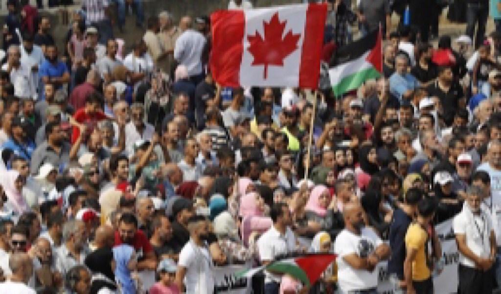 «الديمقراطية» تدعو لإستراتيجية عمل وطني لمواجهة مشاريع التهجير الجماعي للاجئين