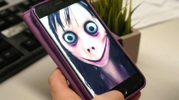 ما هي «لعبة مومو» المخيفة؟