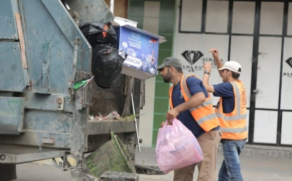 بلدية غزة تُقلّص خدماتها وجمع النفايات من الأحياء ستتأثر