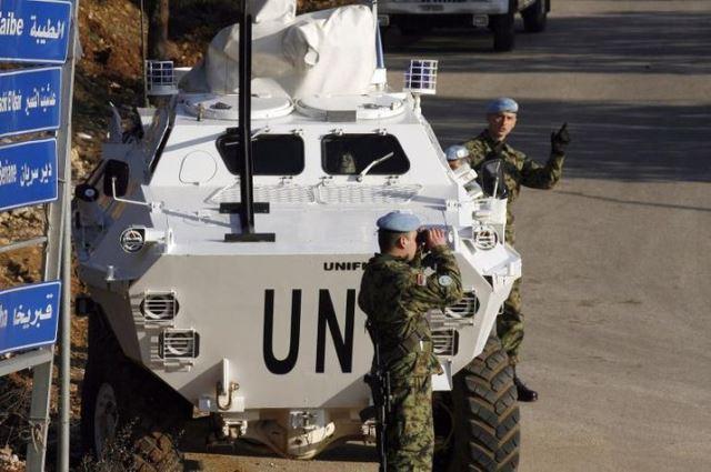 اليونيفيل يطالب إسرائيل ولبنان بتجديد الخط الأزرق