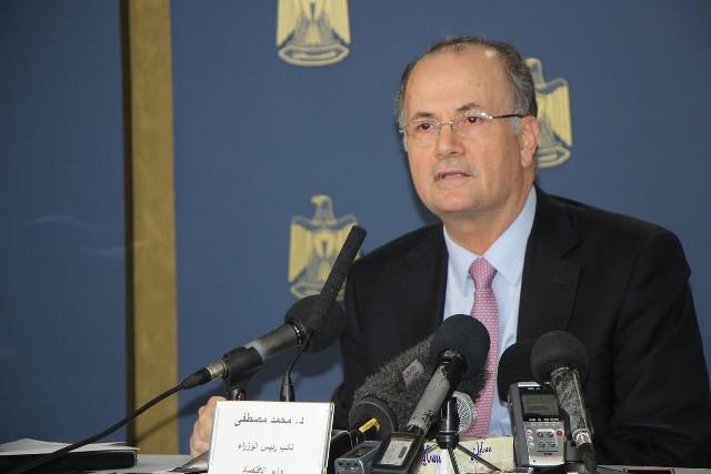 مصطفى : الالتزام برواتب موظفي غزة والضفة سيتم بقدر ما نستطيع