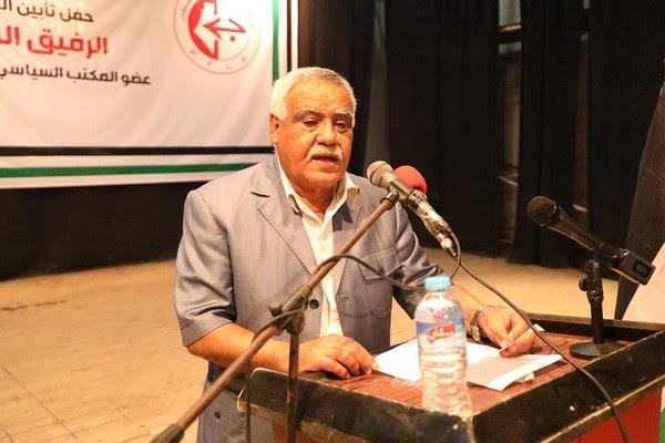ناصر : الوفاء للرفيق رباح مهنا ولكل الشهداء بالاستمرار في النضال حتى رحيل الاحتلال