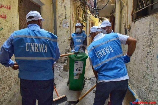 «الديمقراطية» تدعو الأونروا للإسراع بتحمل مسؤولياتها تجاه اللاجئين الفلسطينيين في سورية