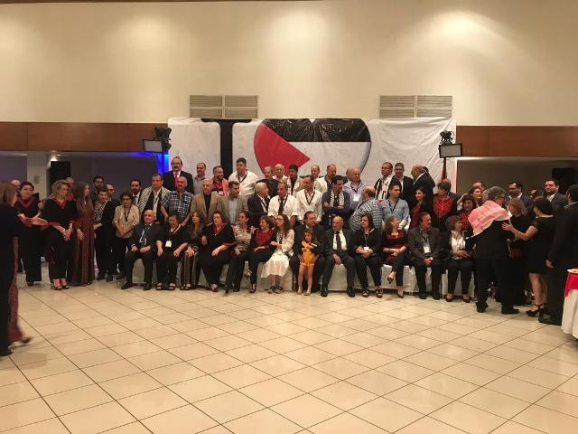 السلفادور : المؤسسات والجاليات الفلسطينية باميركا اللاتينية يعقدون مؤتمرهم الأول