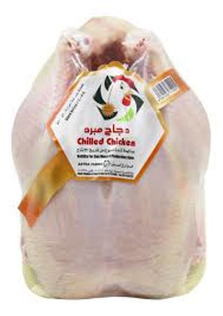 الزراعة تسمح بإدخال الدجاج المبرد الكامل للقطاع