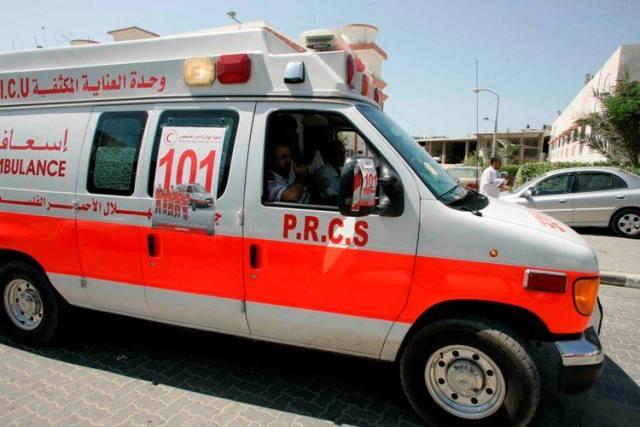 مصرع طفل جراء سقوطه من علو جنوب القطاع