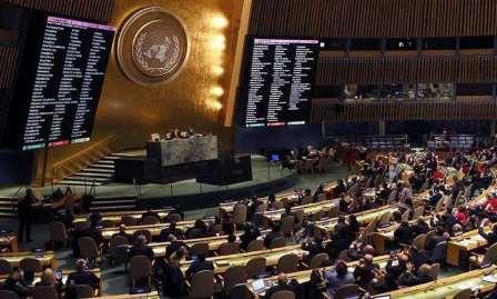 التنبه لنتائج التصويت الأممي لدى الأمم المتحدة