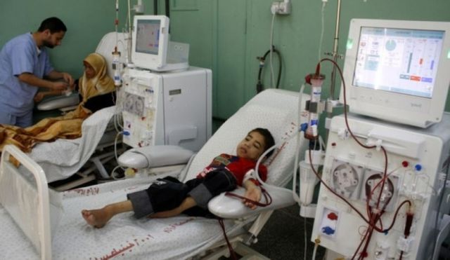 «الميزان» يُحذر من انعكاس أزمة نقص الوقود الخطيرة على حياة المرضى