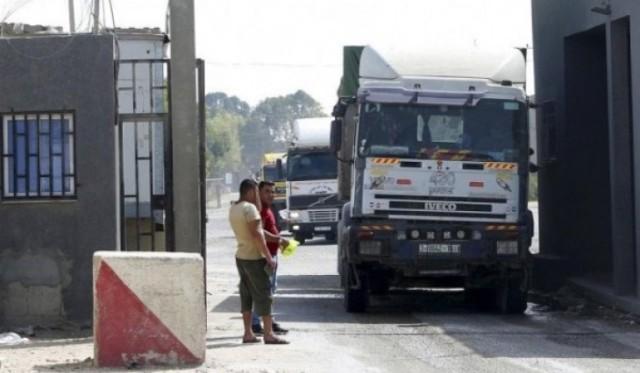 اتفاق للربط الجمركي على المعابر وانشاء منطقة تجارية بين الاردن وفلسطين
