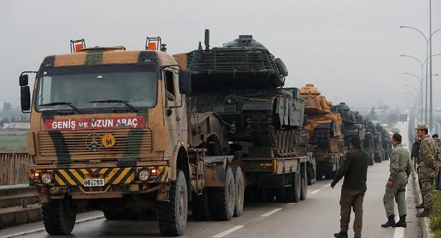 تركيا: أنهينا كافة الاستعدادات العسكرية لعملية شرق الفرات