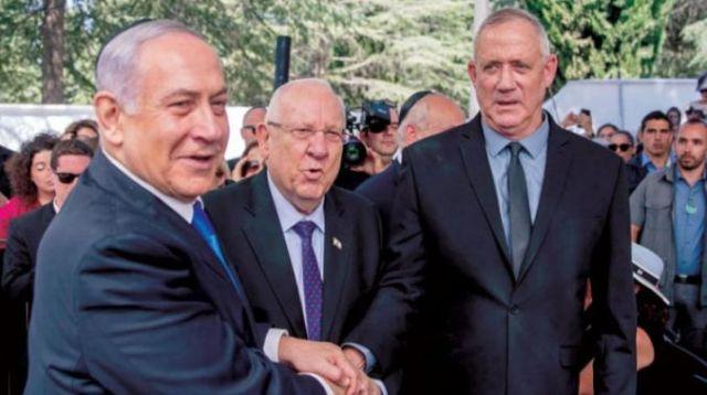 غانتس يتراجع؟ ليرأس نتنياهو الحكومة مؤقتا