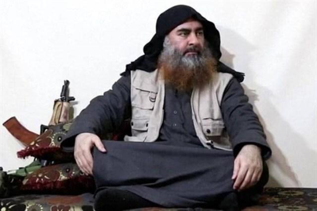 مقتل أبوبكر البغدادي في غارة أميركية على منطقة إدلب بسوريا