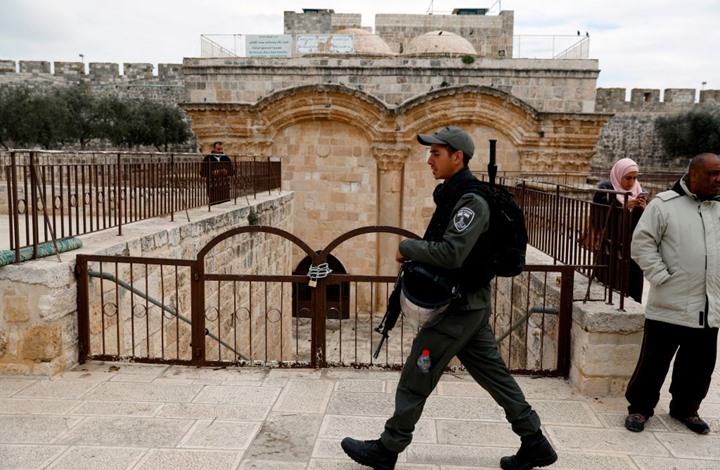 «القدس الدولية»: اقتحامات الاحتلال للأقصى بلغت حد غير مسبوق خلال عام 2018