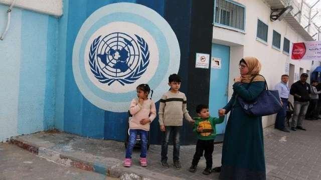 أونروا: سنواجه أزمة خانقة نهاية مايو