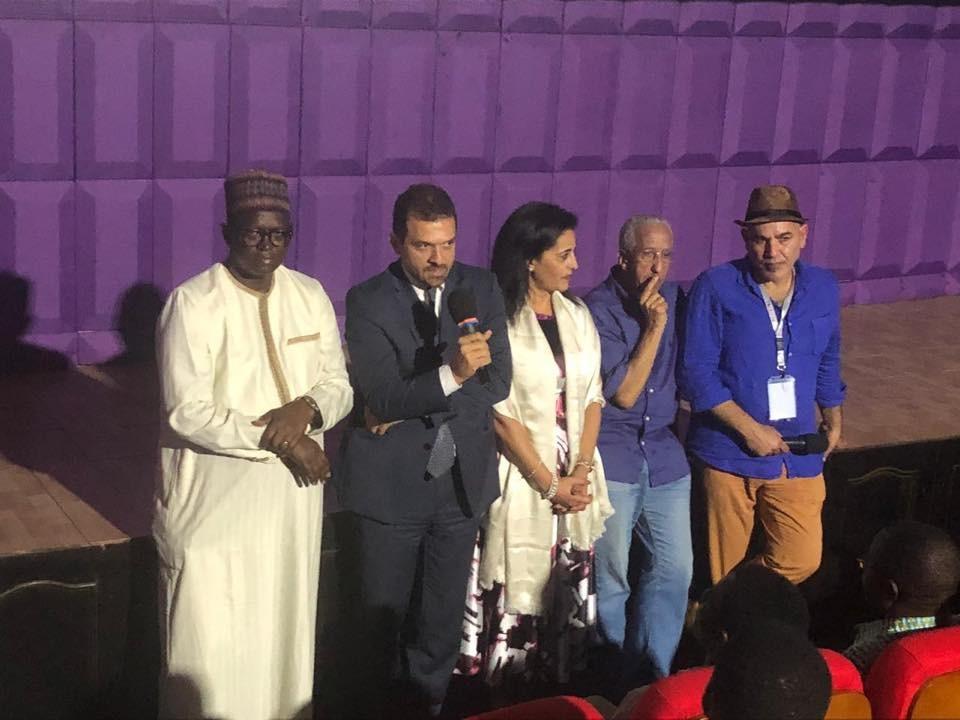 فلسطين ضيف شرف على مهرجان السينما الدولي في السنغال