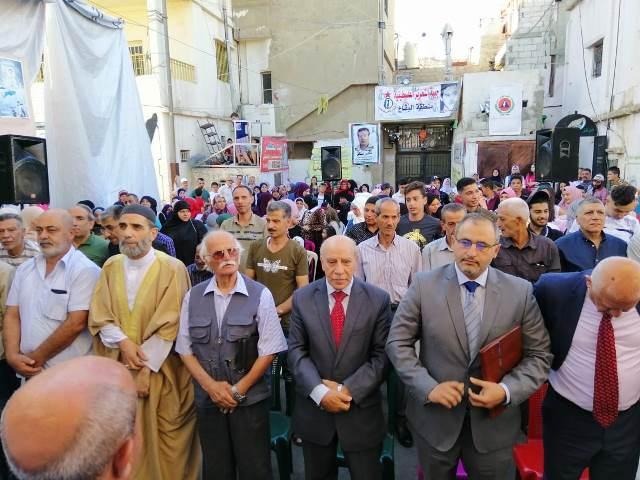 فيصل : اللقاء مع  وزير العمل اللبناني يبقى مرهونا باعلانه الرسمي بوقف اجراءاته ضد العمالة