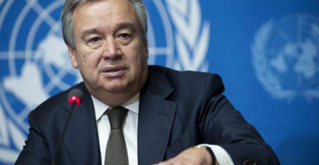 الأمم المتحدة : يجب عدم تقويض الجهود الرامية لتلبية الاحتياجات الحرجة لغزة