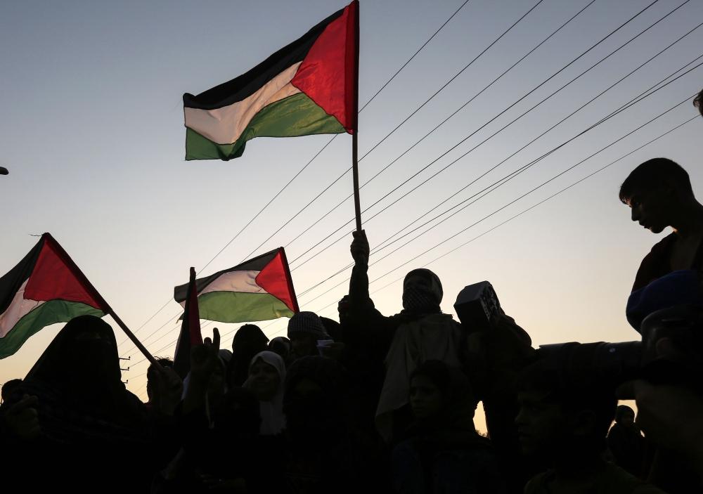 في بعض جوانب المشهد الفلسطيني