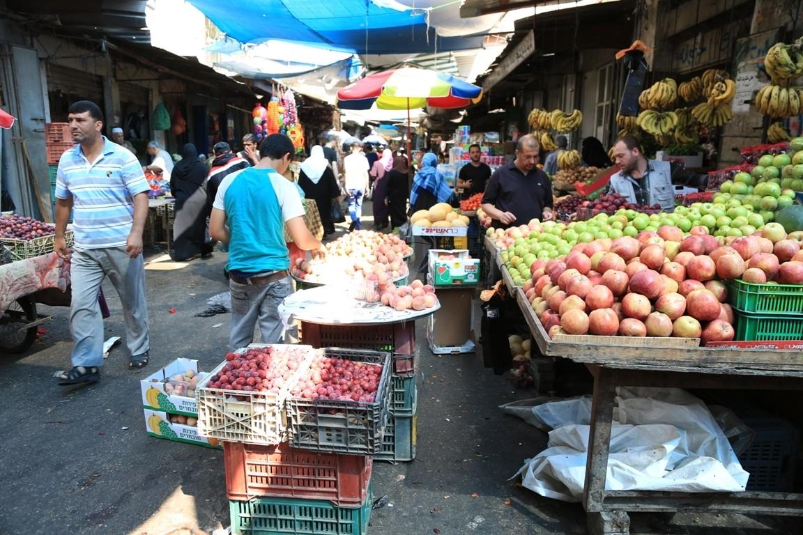 الزراعة: لم نُبلّغ من الاحتلال بمنع استيراد الخضار والفواكه