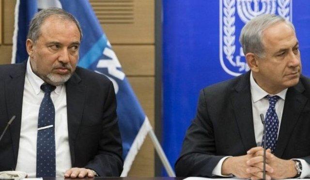 الليكود يعلن فشل لقاء نتنياهو مع ليبرمان