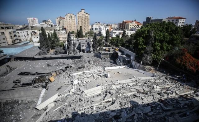 الأشغال: تدمير 830 وحدة سكنية كليًا وجزئيًا بالعدوان